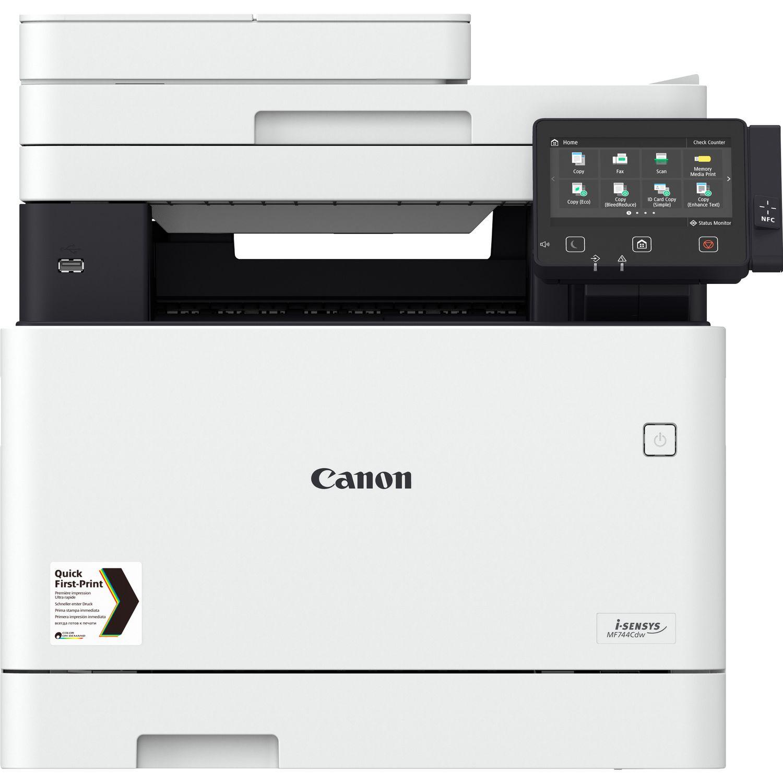 Canon i-SENSYS MF744Cdw MFP A4
